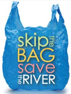 skip the bag save the river